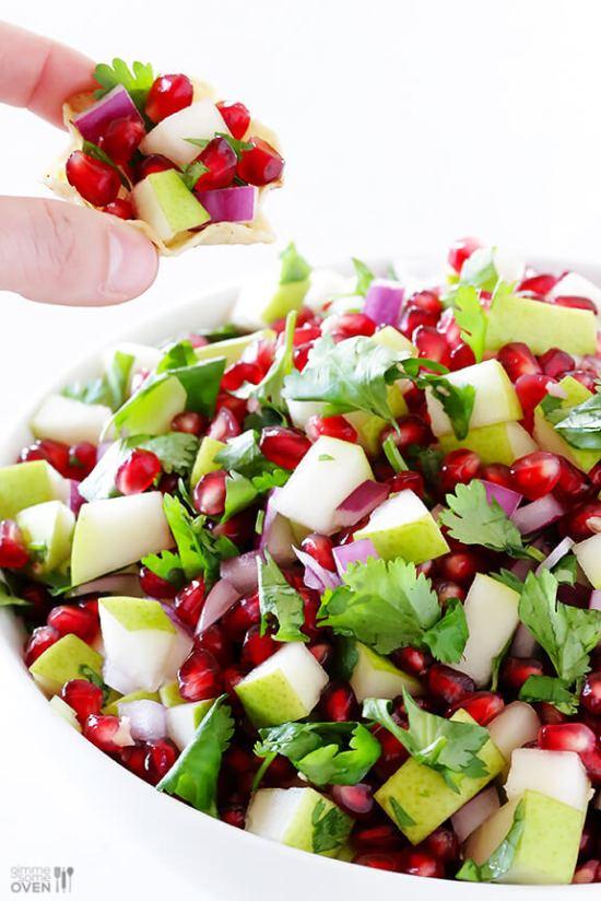Pomegranate-Pear-Salsa-3
