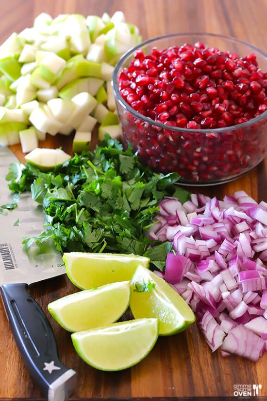 Pomegranate-Pear-Salsa-5