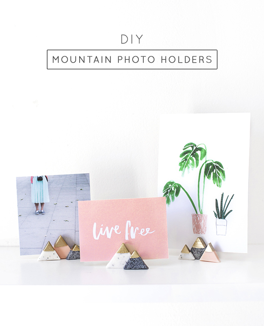 DIY-mini-mountain-photo-or-card-holders-sugar-and-cloth7