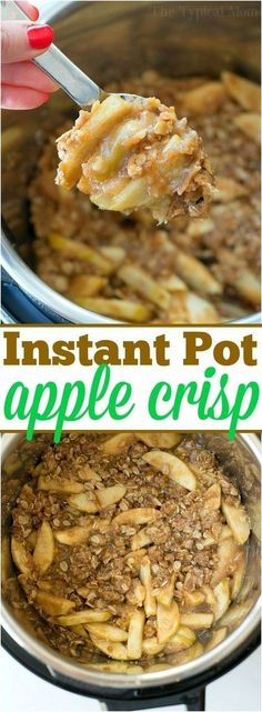 INSTANS POT APPLE