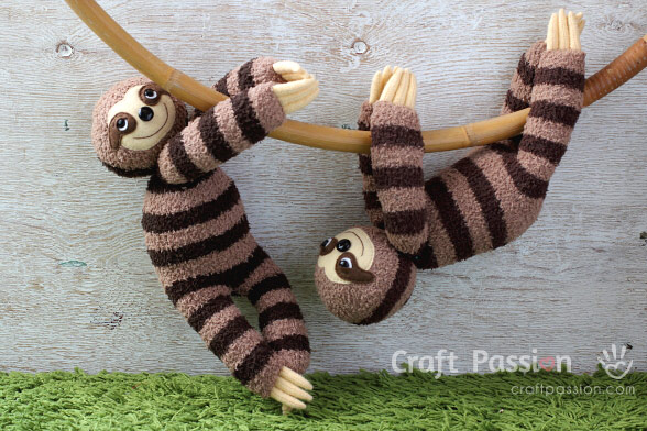 sock-sloth-tutorial