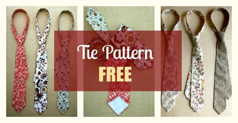 tie-pattern