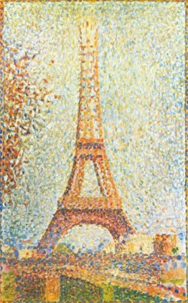 Seurat-The-Eiffel-Tower