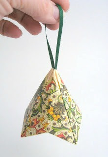 christmas-card-origami-ornament