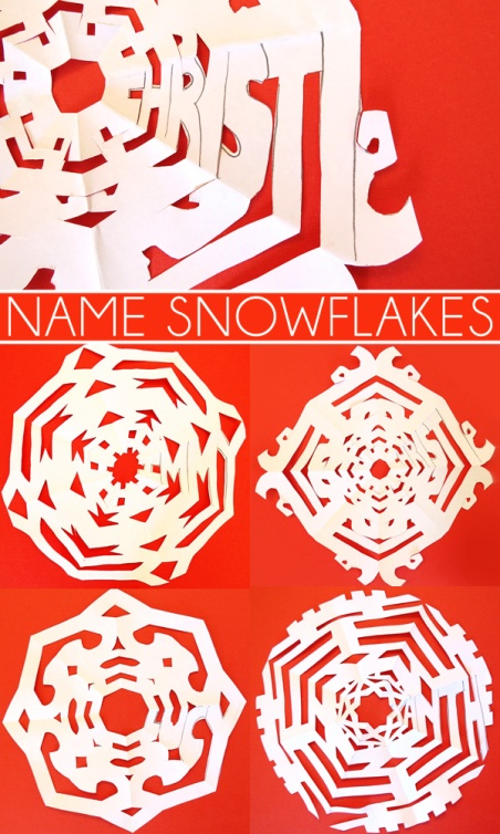 Cool-Ideas-for-Kids_Name-Snowflakes