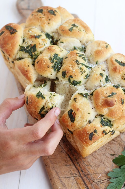 Pull-Apart-Garlic-Bread-5