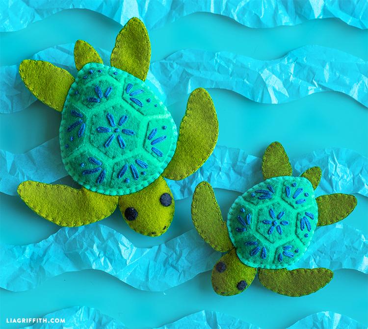 Felt_Turtle_Stuffies