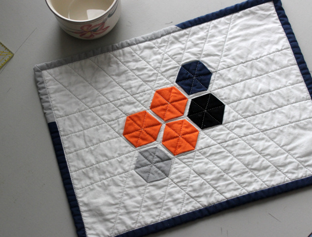 hexagon-experiment