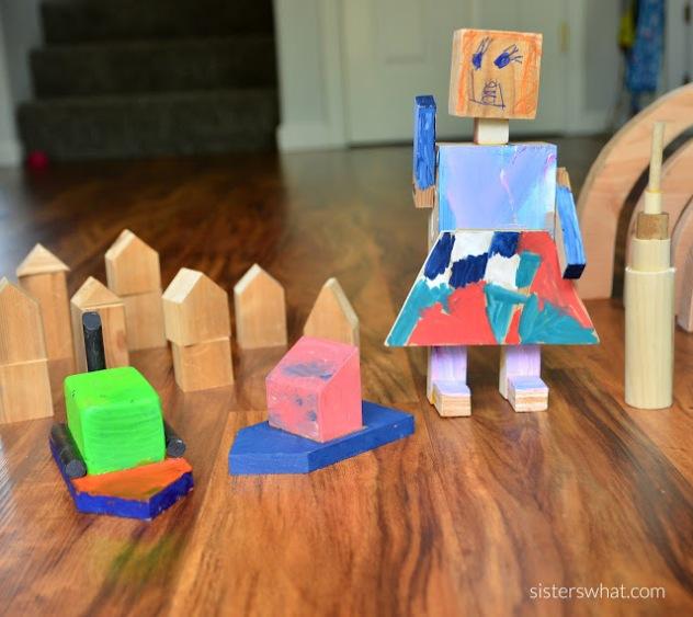 diy scrap wood toys